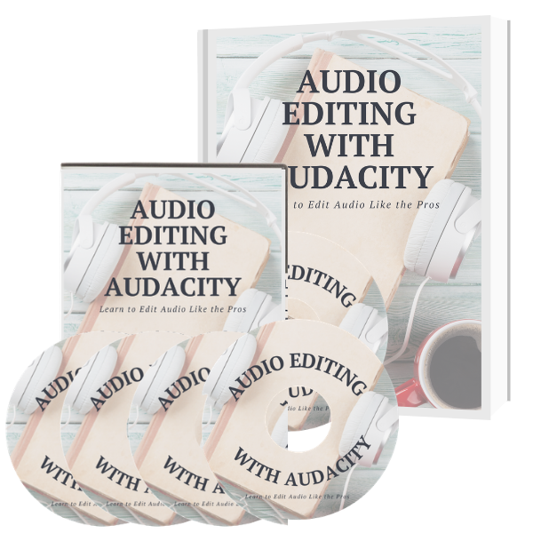 Audio Editing with Audacity Course